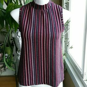 Anthropologie Stamp boho top size Small